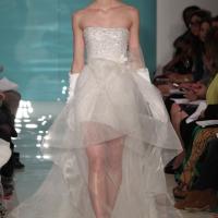 Vestidos curtos para noivas