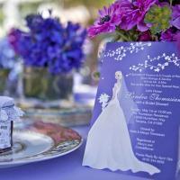Chá das panelas borboleta e lilás