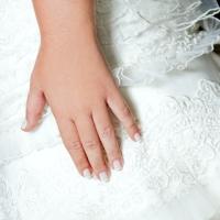 Comprando o vestido de noiva em NYC