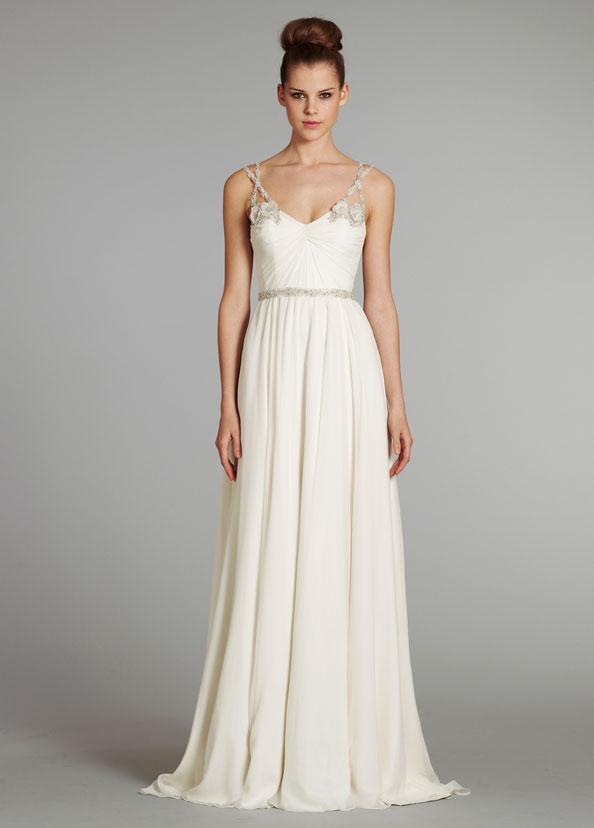 Vestido De Alça Noiva De Evasê Blog De Casamento