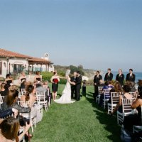 Casamento vinho, branco e preto