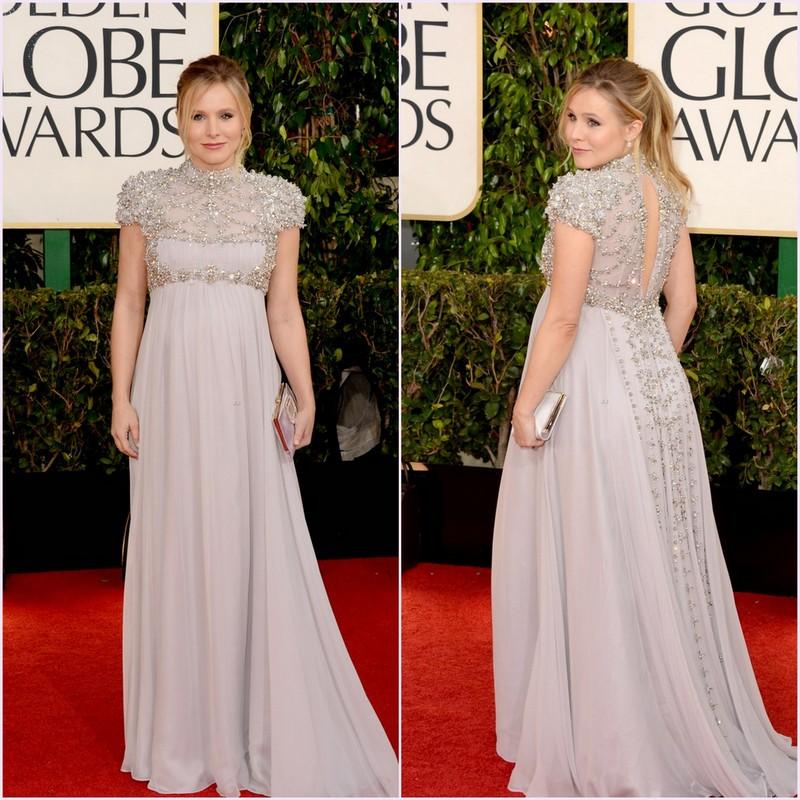 Kristen Bell GG 2013