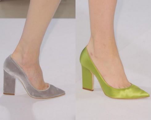 sapatos oscar de renta