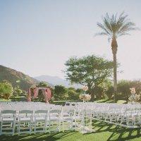 Casamento rosa, coral e dourado
