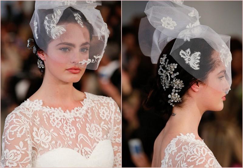 NY Bridal Week. Véus e Acessórios