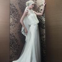 Vestidos de Noiva Pronuptia com inspiração retrô