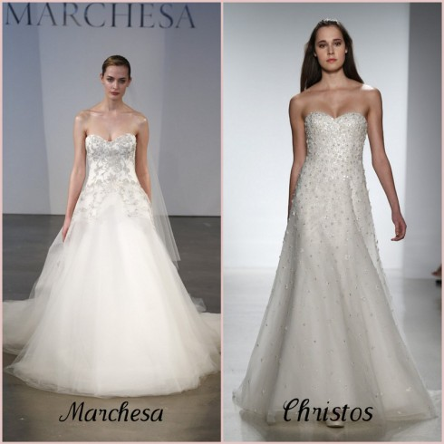 Vestidos de noiva com brilho2