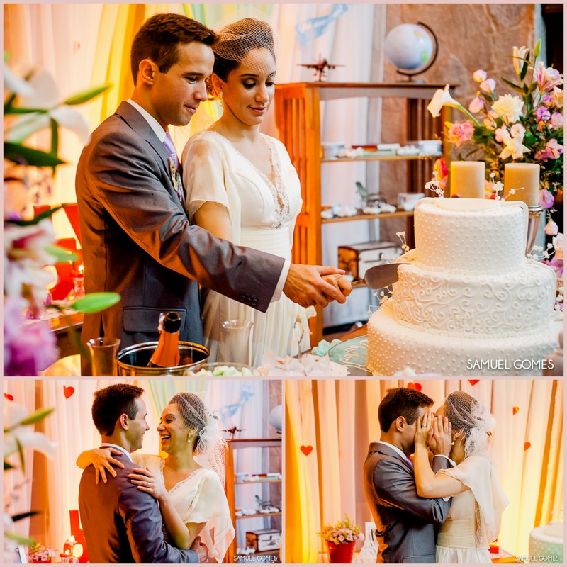Casamento Jully e Cid