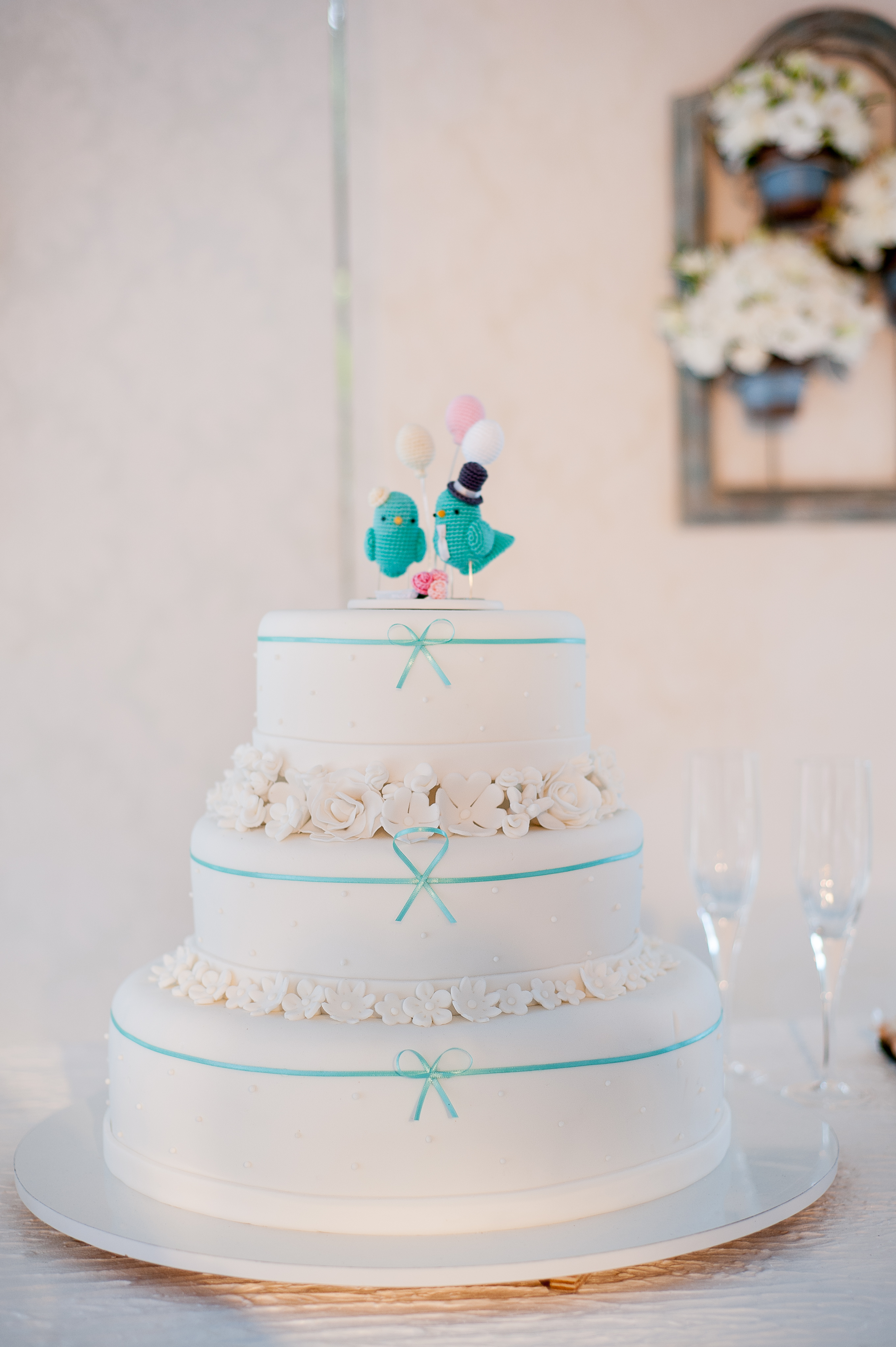 Decoração do Casamento de Janaína & Bruno (2)