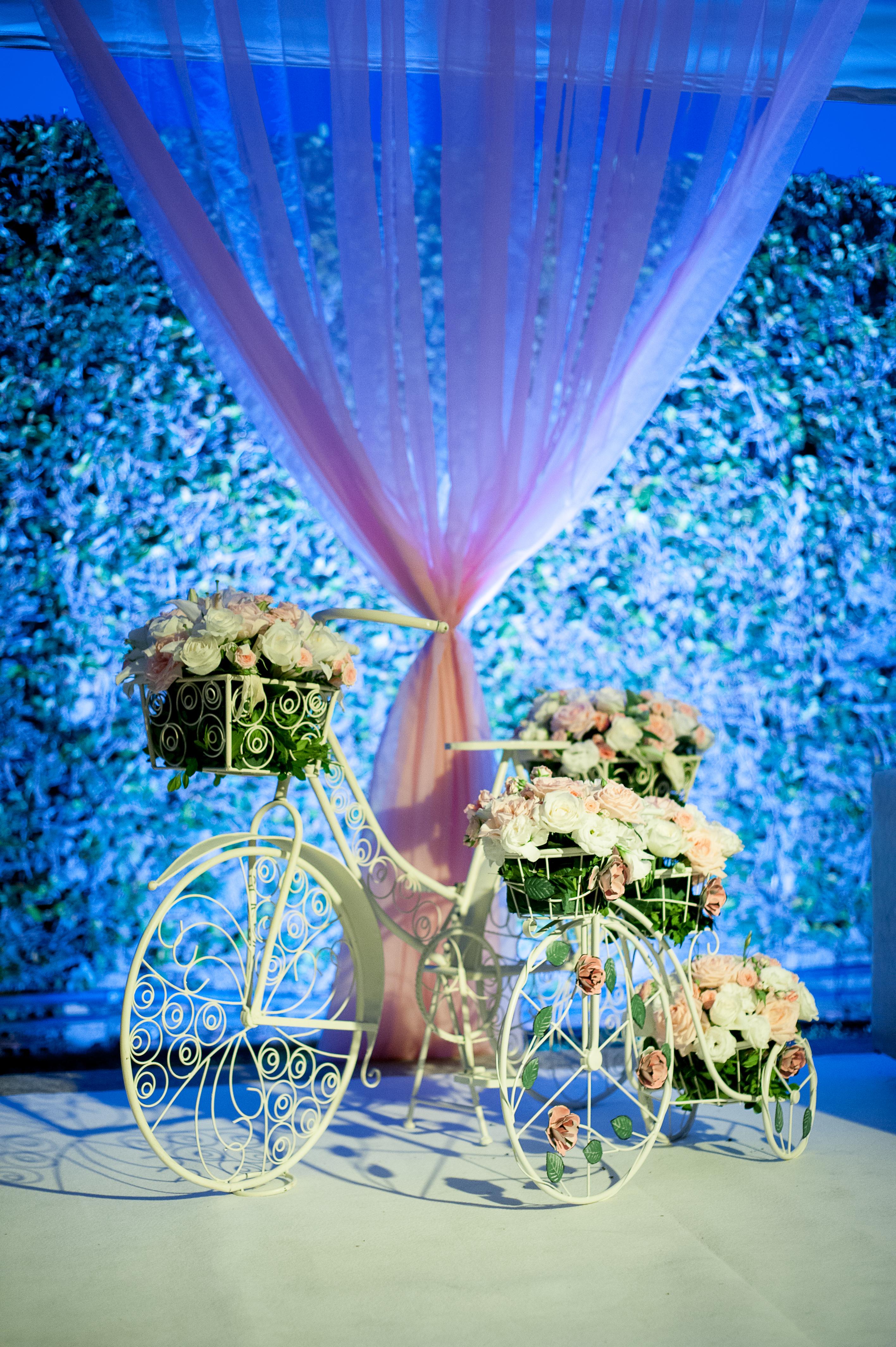 Decoração do Casamento de Janaína & Bruno (23)