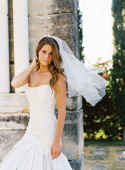 Véus Noiva De Evasê Blog De Casamento