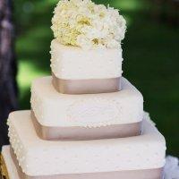 Como escolher o bolo de casamento