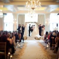 Decoração | Casamento rosa e marfim